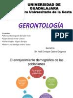 Gerontologìa