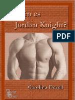 Carolina Devell - Quem é Jordan Knight