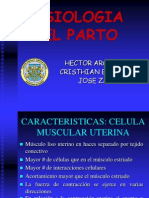 FISIOLOGIA ATENCION PARTO