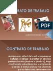 Diapositivas Contrato de Trabajo