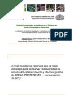 Vacios Conceptuales y Jurídicos en el Sistema de Areas Protegidas en Venezuela, por el Abog y Lic. Edgar Yerena