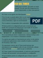 Uso Del Timer