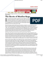 Bernard Lewis%2c the Roots of Muslim Rage