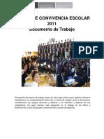 Manual de Convivencia 2011