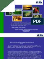 Las Áreas Bajo Régimen de Administración Especial (ABRAE) en la nueva Ley Orgánica para la Planificación y Gestión de la Ordenación del Territorio, por el Abg. Fernando Araujo
