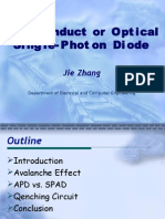 Semiconductor Optical Single-Photon Diode (Zhang Jie)