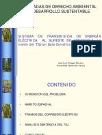 Implicaciones Jurídicas - Analisis de la Jurisprudencia del Tribunal Supremo de Justicia en el   caso concreto, por el Dr. José Luis Villegas