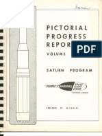 Pictorial Progress Report of the Saturn Launch Vehicle Develpment Vol III