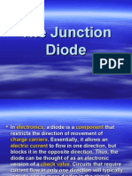 The Junction Diode