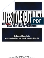 THE LIFESTYLE CUT DIET
