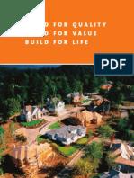 Builders Brochure