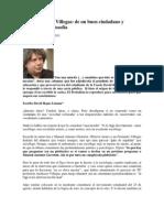 Carta Abierta a Villegas