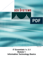 ITE-Information Technology Basics