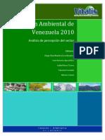 Situación Ambiental de Venezuela 2010