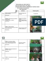Informe de Presentaciones FENIE