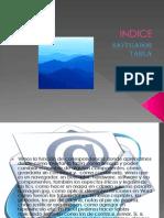 Indice Tics