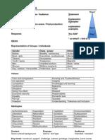 Viewing Responses Revision Sheet