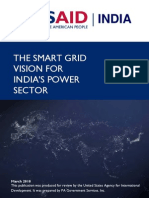 White Paper on the Smart Grid Vision for India - Final