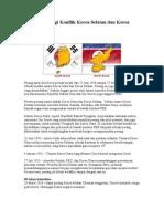 Inilah Kronologi Konflik Korea Selatan Dan Korea Utara