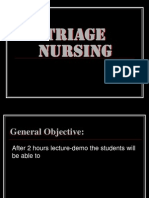 1 Triage Nursing