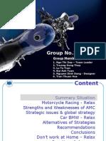 Report AMC Global Strategy