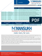 Metal  Report 28.09.11 Mansukh Investment and Trading Solution