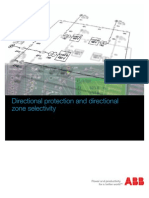ABB Directional Protection and Directional Zone Selectivity