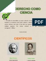 El Derecho Como Ciencia Parte I (Resumen)