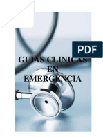 Guias Clinica en Emergencia