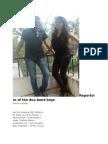 Repertoire of the Duo Band Keys