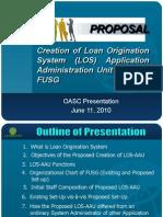 Los-Aau Proposal Ver1