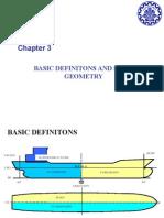 Ship tecnic Sharif university Lecture 3