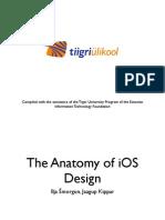 Anatomy of iOS Design