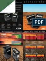 Energy Store Brochure 2008