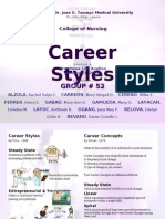 Career Styles