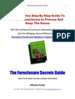 Foreclosure Secrets E-book_2008