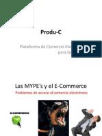 Presentación del Proyecto Produ-C