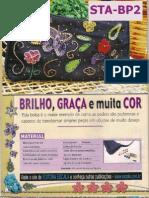 BP2 Bolsa JeansBrilhoGracaCor