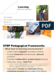 Klopfer Picnic - Augmenting Learning