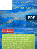 Coral Reef – Case study