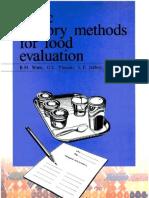 13868428 Basic Sensory Methods for Food Evaluation