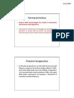Parametri farmacocinetici