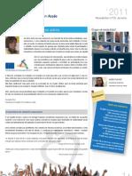 Newsletter AXA Corações Em Acção - Edição de Janeiro