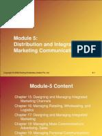 Marketing Management Module-(5/5)