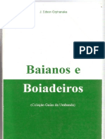 Baianos e Boiadeiros