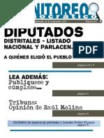 Monitoreo Democrático 35