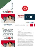 Servicio Público de Teleasistencia de Euskadi - Marco legal
