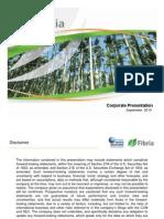 Corporate Presentation Setembro 2T10