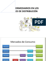 LOS INTERMEDIARIOS EN LOS CANALES DE DISTRIBUCIÓN clase 4