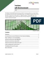 Built Environment | 2degrees Sustainability Essentials